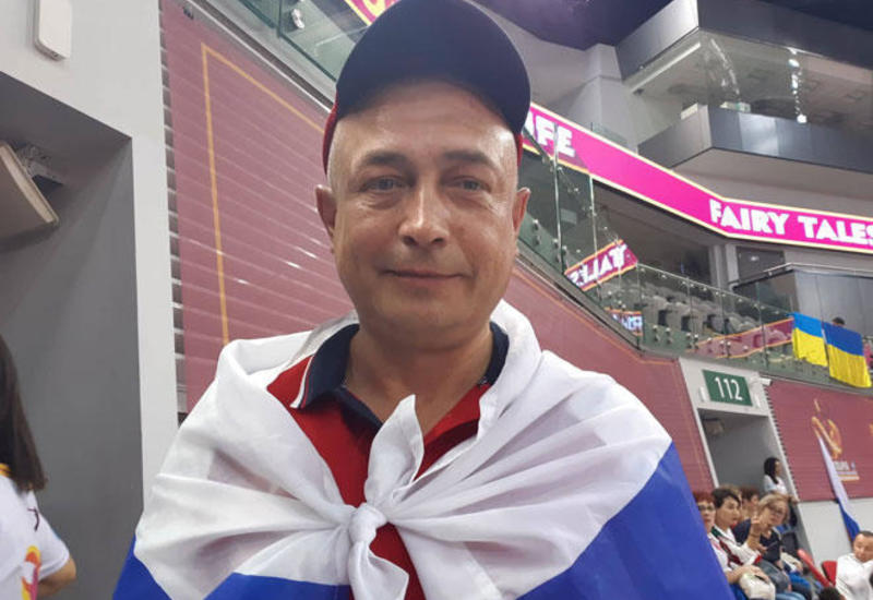 Зритель из России: Организация соревнований в Баку – замечательная