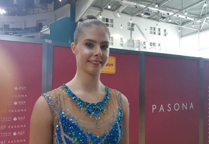 Венгерская гимнастка: Поддержка зрителей была особенной