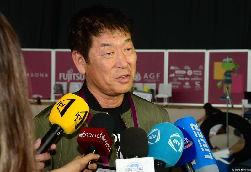 Моринари Ватанабе: Для меня честь объявить открытым 37-й Чемпионат мира в Баку