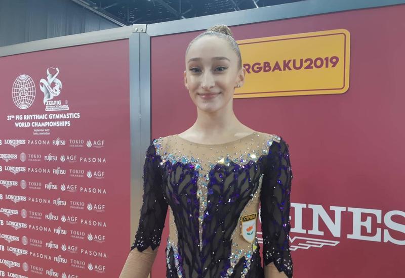 Спортсменка из Кипра: Арена гимнастики в Баку – это рай