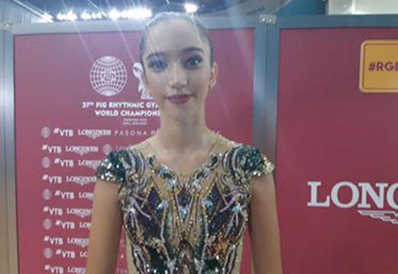 Счастлива участвовать в соревнованиях, организованных в Баку – турецкая гимнастка