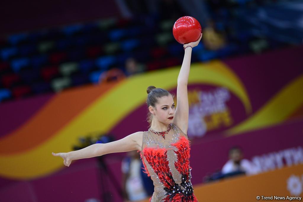 Зохра Агамирова и Вероника Гудис остались довольны своими выступлениями с мячом