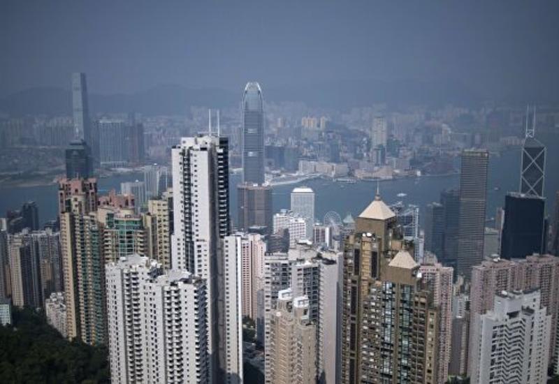 В Гонконге сошел с рельсов поезд метро, есть пострадавшие