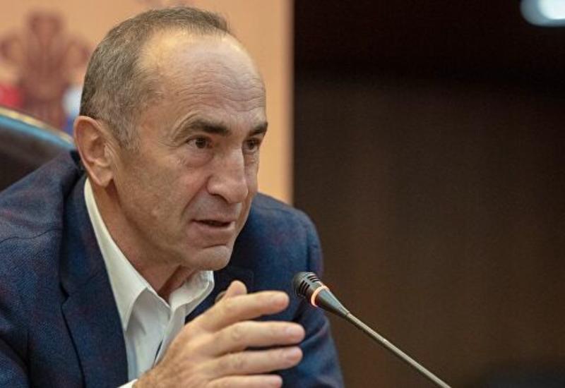 Суд в Армении оставил Кочаряна под арестом