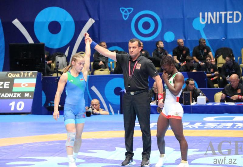 Мария Стадник завоевала лицензию на Олимпиаду в Токио