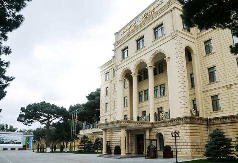 Минобороны Азербайджана о якобы сбитом военном самолете