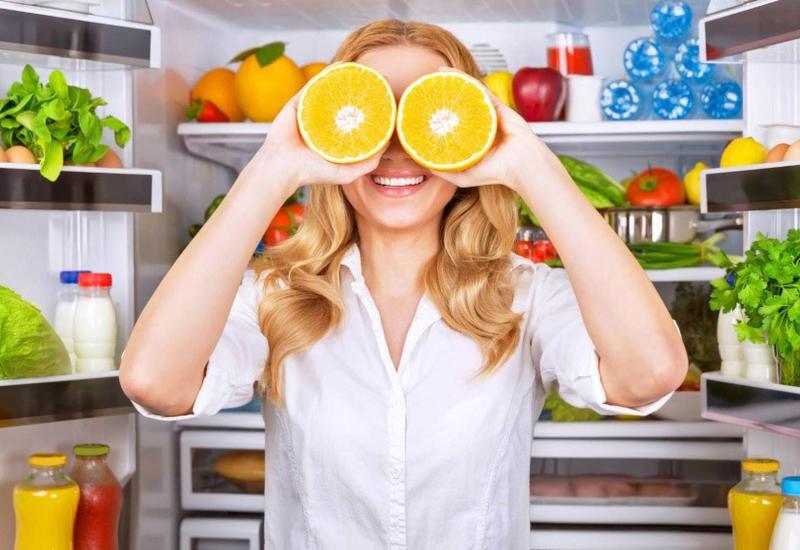Gözlərin sağlamlığını qorumaq üçün nə yemək lazımdır?