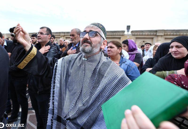 Госкомитет о проведении церемоний Ашуры в Азербайджане