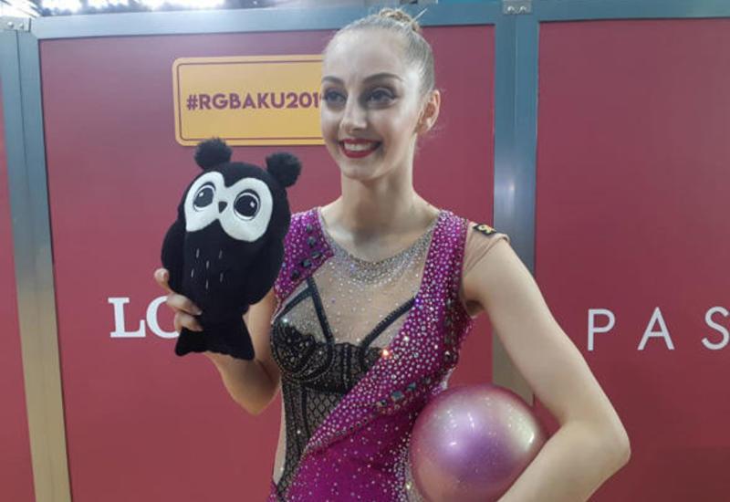 Болгарская гимнастка Боряна Калейн об участии в Чемпионате мира