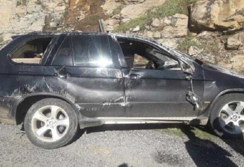 "В Азербайджане перевернулся ""BMW X-5"", погибла певица"