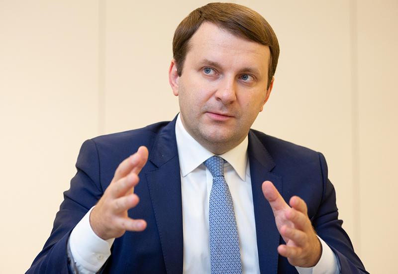 Максим Орешкин: коррекция цены на нефть на 2019-2020 годы из-за ситуации с Saudi Aramco не нужна