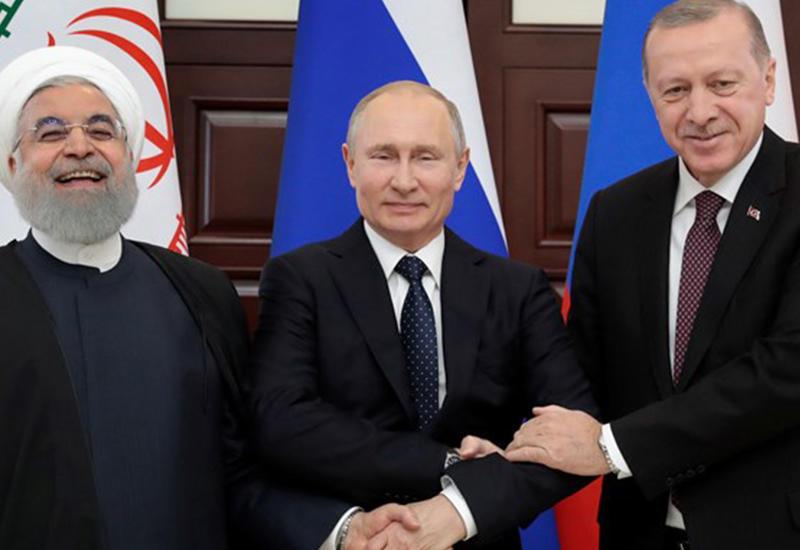Азербайджан через призму нового союза России, Турции и Ирана