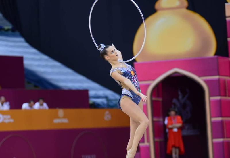 В Баку отличная организация соревнований