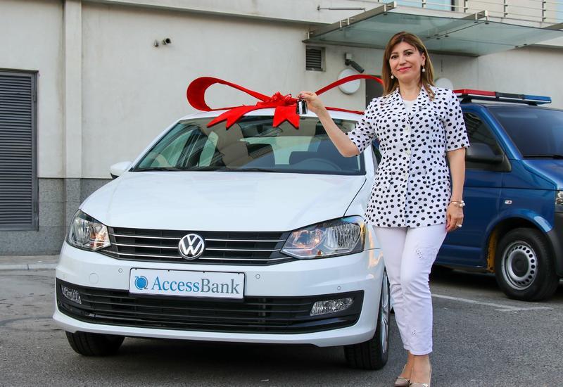 """AccessBank-ın müştərisi: """"İlk dəfə lotereyada qalib oldum"""" - MÜSAHİBƏ (R)"""
