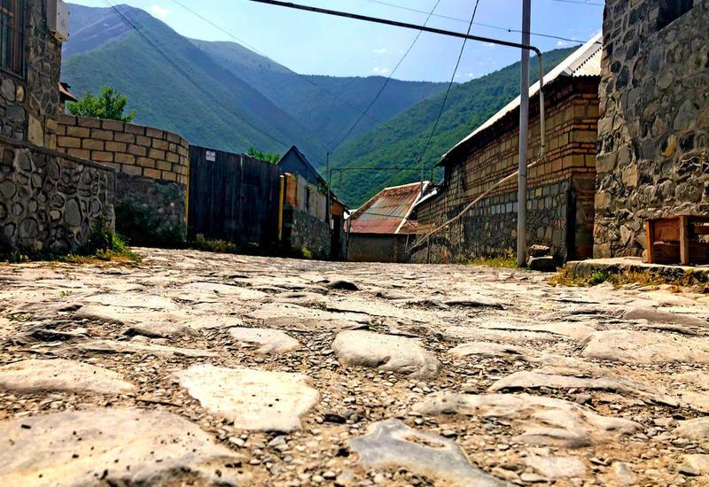 Чарующая природа села Киш