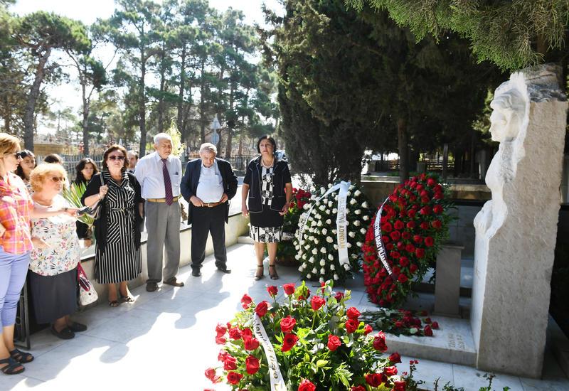 В Баку почтили память видного ученого-востоковеда Аиды Имангулиевой
