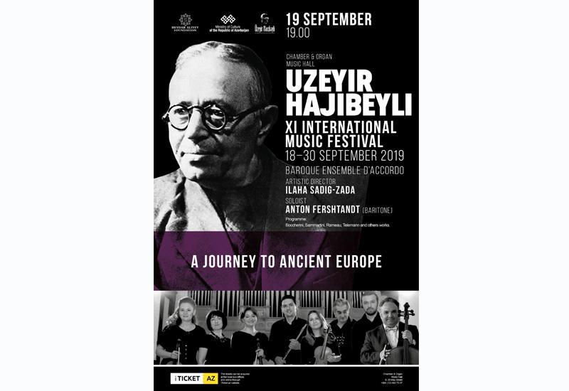 "В Баку пройдет концерт барочного ансамбля ""D` accordo"""