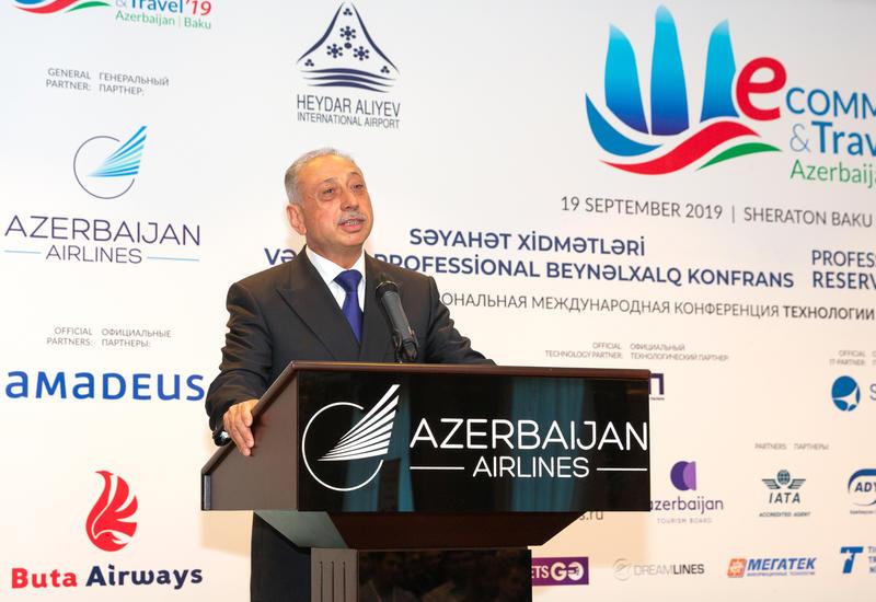 При поддержке AZAL в Баку прошла крупная конференция «E-Commerce & Travel – 2019»