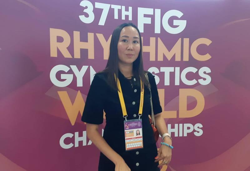 Нигде в мире нет таких условий, как в Азербайджане - азербайджанская гимнастка, призер Чемпионатов мира и Европы Алия Гараева