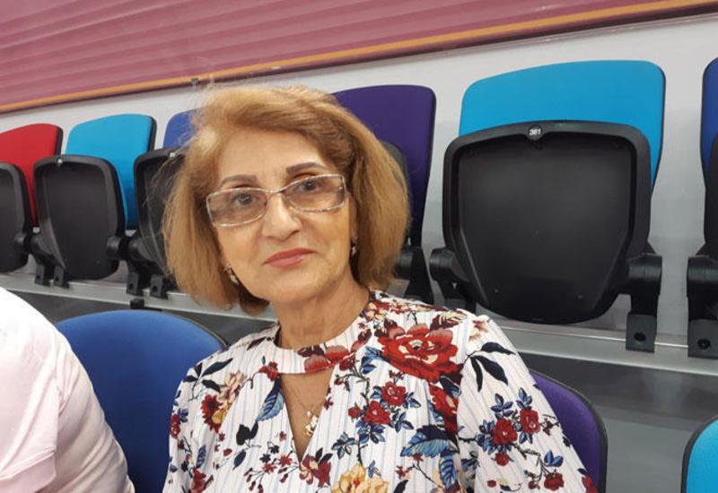 В Азербайджане гимнастика стремительно развивается – зрительница