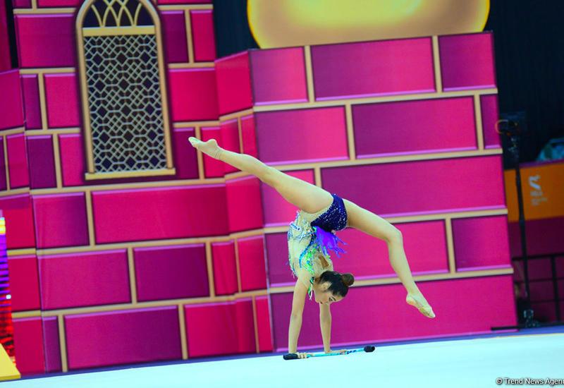 Определились финалистки Чемпионата мира по художественной гимнастике в упражнениях с булавами