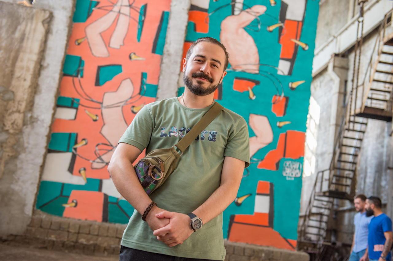 В Баку открылось необычное арт-пространство