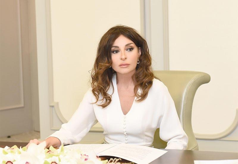Первый вице-президент Мехрибан Алиева разместила публикацию на своей странице в Инстаграм в связи с 25-летием «Контракта века»