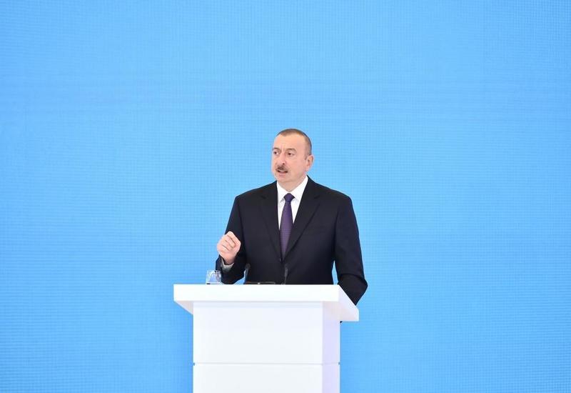Президент Ильхам Алиев: Сегодня нефтегазовый сектор Азербайджана переживает новый период развития