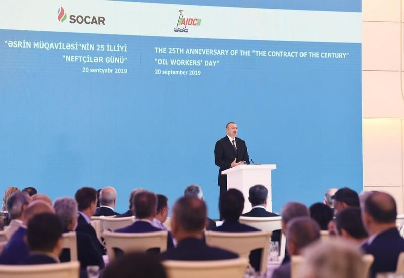 Президент Ильхам Алиев: Наши валютные ресурсы в пять раз превышают внешний долг