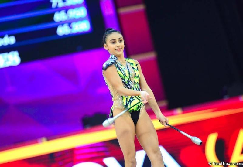 В пятый день Чемпионата мира в Баку Зохра Агамирова вступит в борьбу за лицензию на Олимпийские игры–2020
