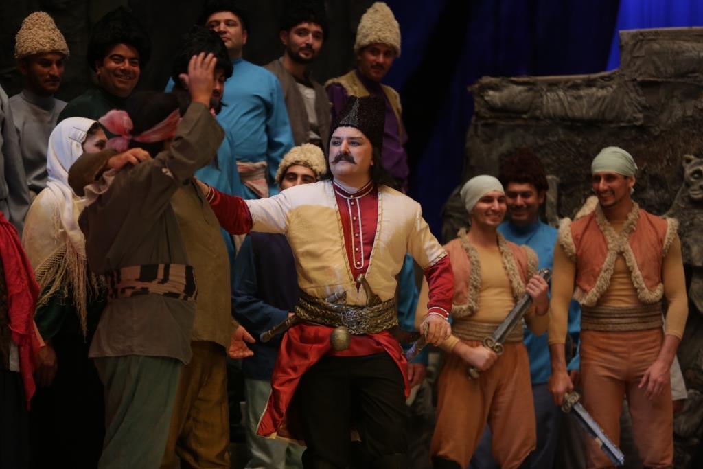 Театр оперы и балета открыл сезон грандиозным показом оперы «Кероглу»