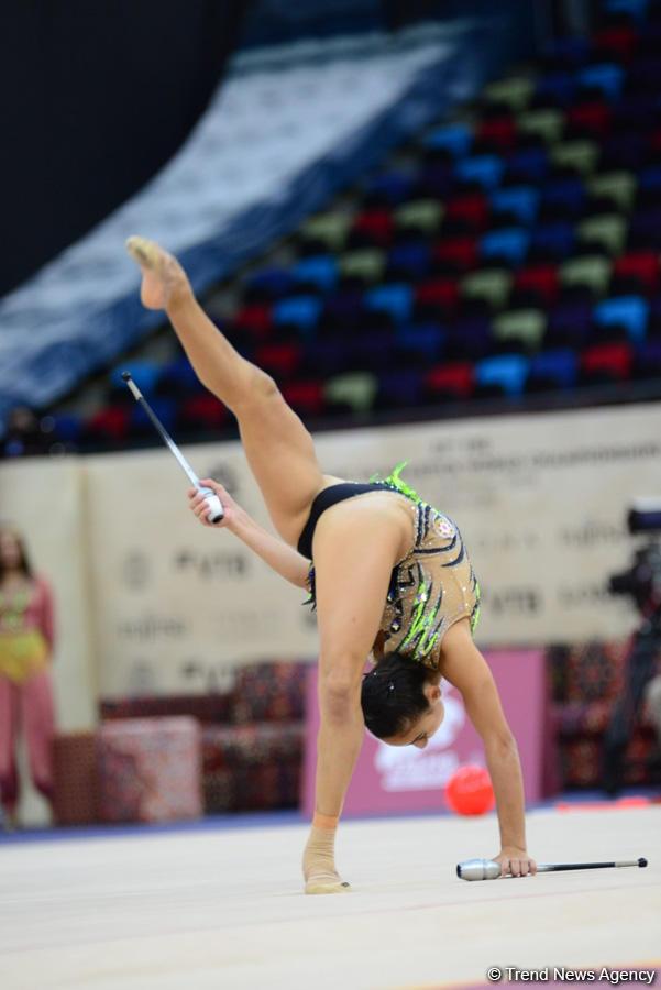 В Баку стартовал финал многоборья Чемпионата мира по художественной гимнастике