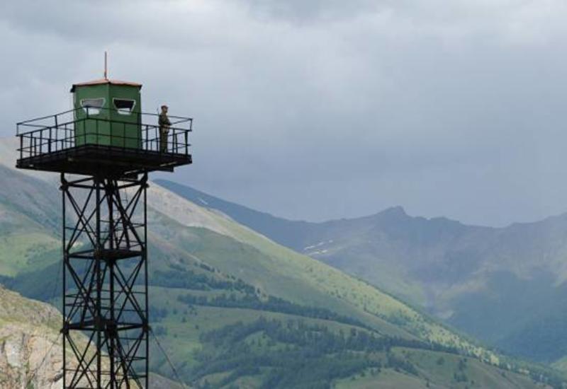 Армяне обстреляли азербайджанских пограничников