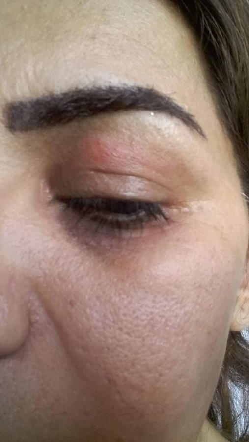 В Сети появились доказательства насилия Фуада Гахраманлы в отношении своей семьи