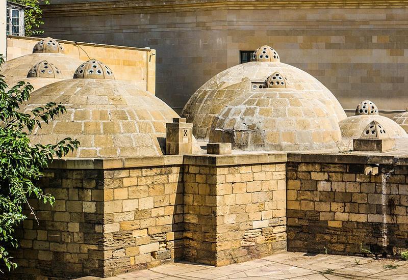 Великолепие и уникальность старинных бань Азербайджана