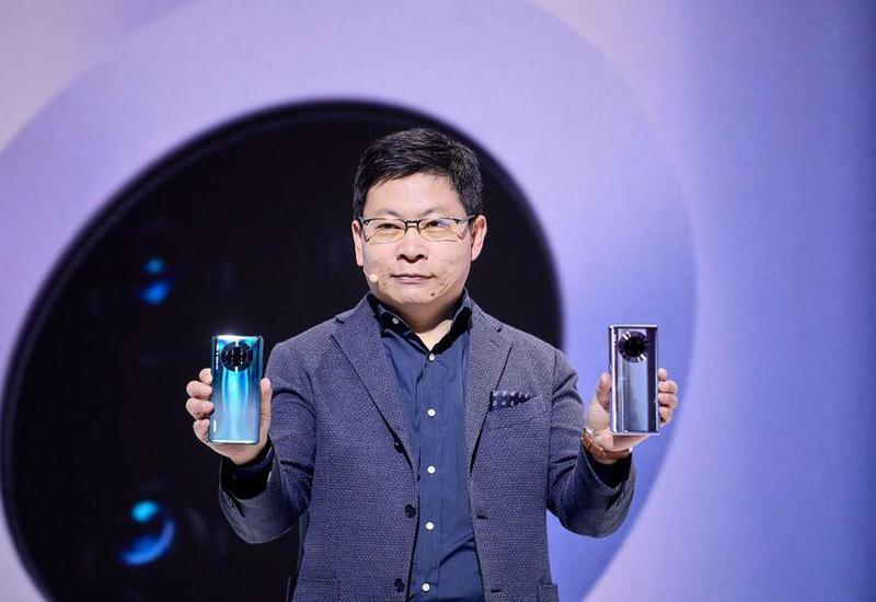 Huawei планирует продать 20 млн смартфонов семейства Mate 30