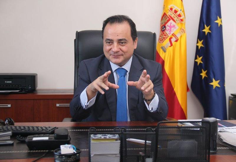 Посольство Испании: ЮГК является стратегической инфраструктурой не только для Азербайджана, но и для ЕС