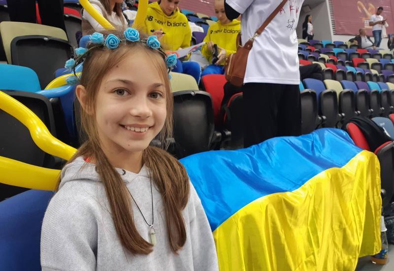 Атмосфера на трибунах в Баку потрясающая – юная зрительница из Дубая
