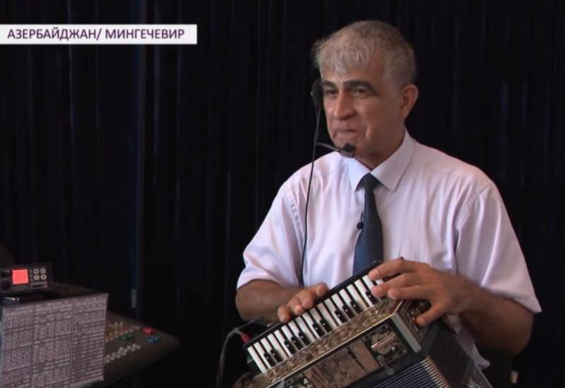 Азербайджанец изобрел не имеющий аналогов в мире музыкальный инструмент