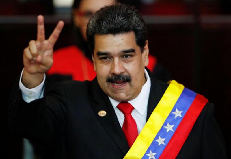 Мадуро поблагодарил Россию за поддержку суверенитета Венесуэлы