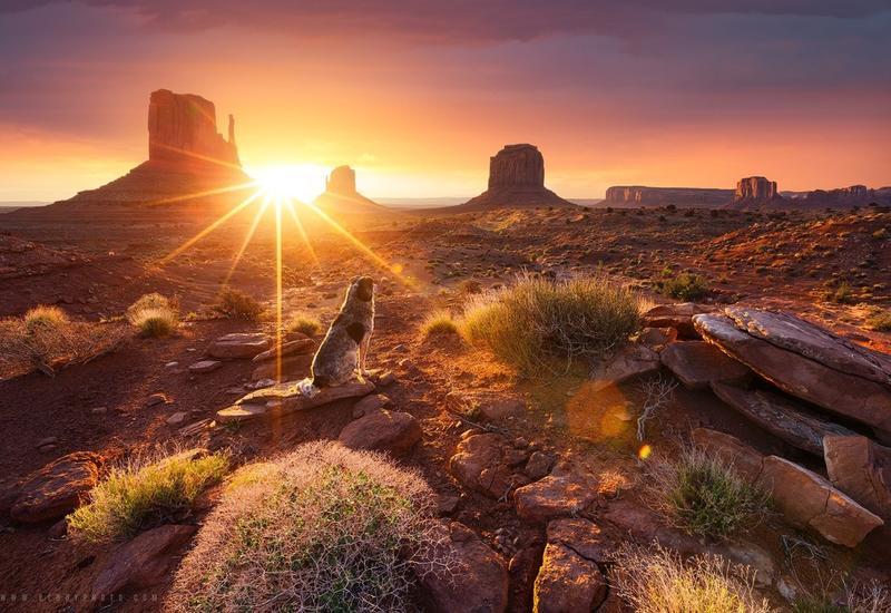 Сказочные фотографии восхода в разных странах мира