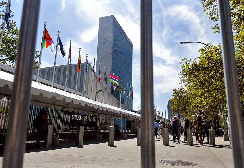 Главы МИД Ирана и Франции провели переговоры на полях Генассамблеи ООН