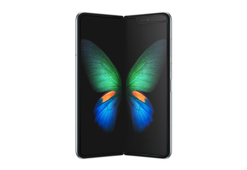 Samsung попросила обращаться со складным Galaxy Fold бережно