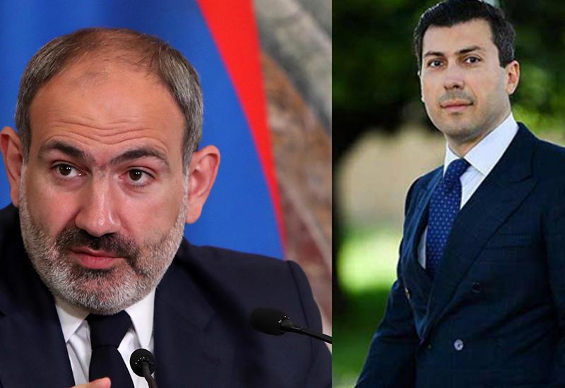 Зять Сержа Саргсяна пригрозил переломать колени Николу Пашиняну