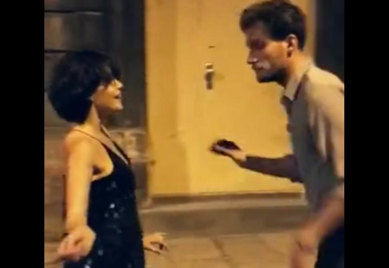 Российская пара повторила танец из «Ла-Ла-Ленд» в Ичеришехер