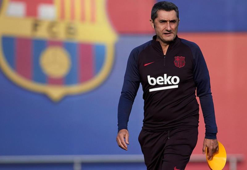 """Худший старт """"Барселоны"""" за 25 лет может стоить Вальверде должности"""
