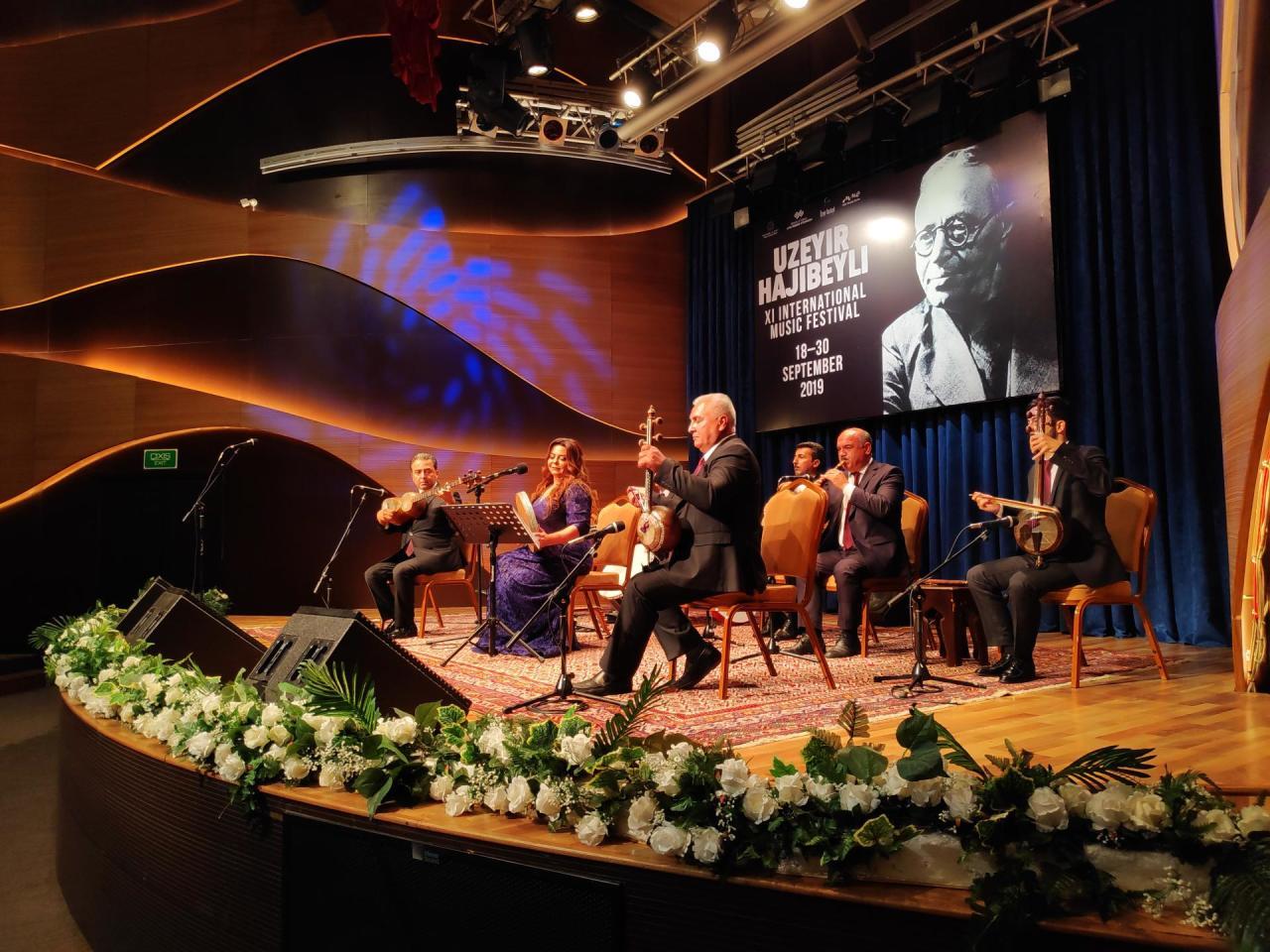 """В Центре мугама прошел концерт """"Rast dünyası"""""""