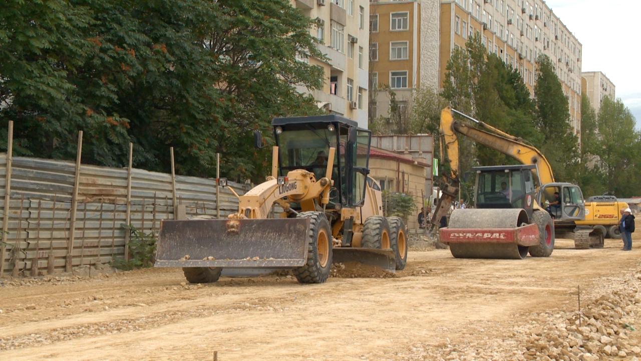 В Баку открыли дорогу, которую водители ждали 7 лет