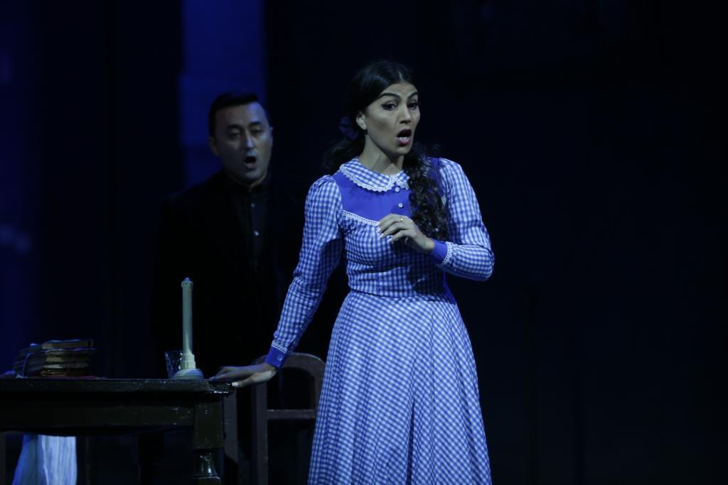 """Прекрасный показ оперы """"Богема"""" сорвал овации в Театре оперы и балета"""