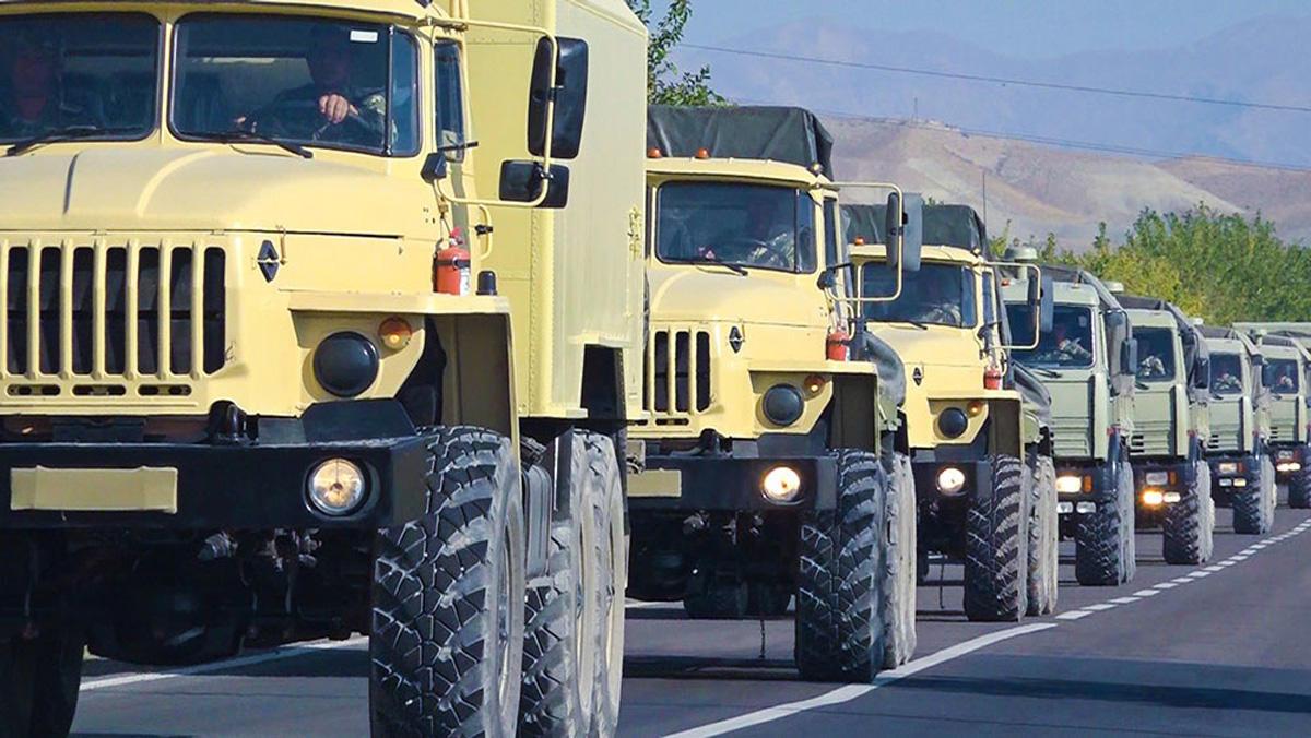 Азербайджанская артиллерия открыла огонь в Нахчыване